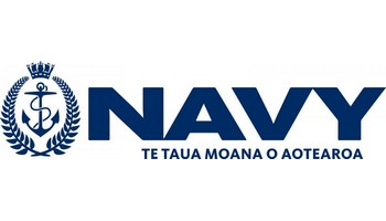 Royal NZ Navy NZ 2017 logo