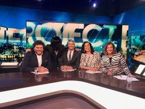 Mary Lambie TV NZ