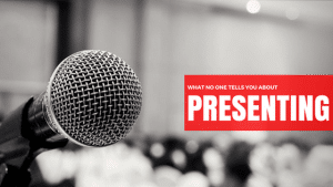 Become a better presenter