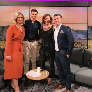Mary Lambie TVNZ Breakfast Oct 2018
