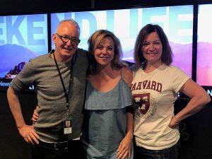 Mary Lambie Radio Live Nov 2018