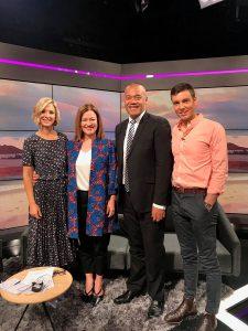 Mary Lambie TVNZ Breakfast Jan 2019 2