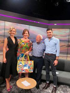 Mary Lambie TVNZ Breakfast Jan 2019