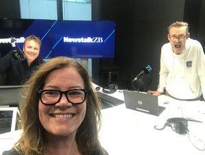 Mary Lambie Newstalk ZB April 2019