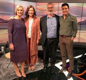 Mary Lambie TVNZ April 2019