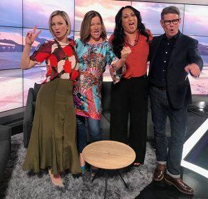 Mary Lambie TVNZ breakfast July 2019